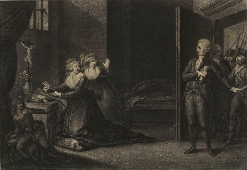 Madame Elisabeth en son domaine – Héritages